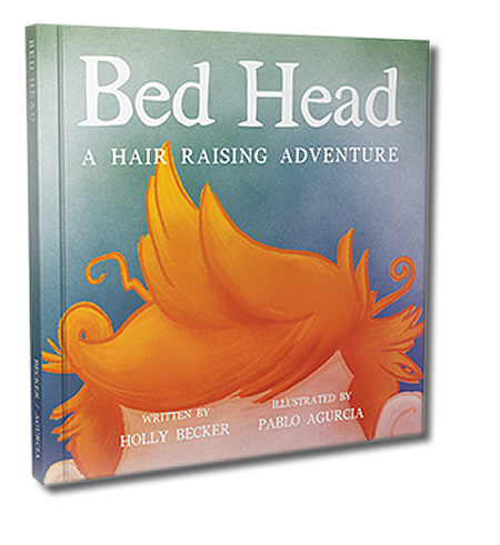 The Bed Head Book by Holly Becker
